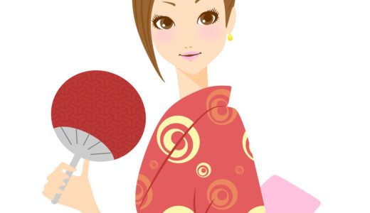 可愛い浴衣ブランド4選!夏祭りや花火大会をさらに楽しく!