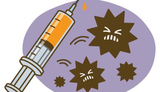 【インフルエンザ】予防接種の最も重要な役割とは?ワクチン接種時期と回数、効果期間、料金は?