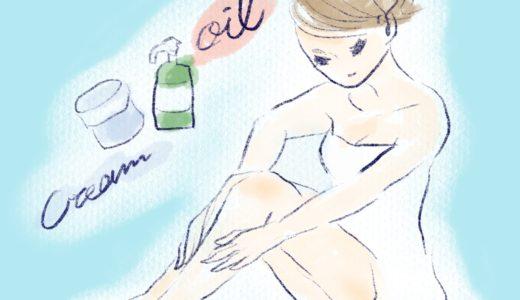 冬のカサカサ肌の意外な原因と対策方法。