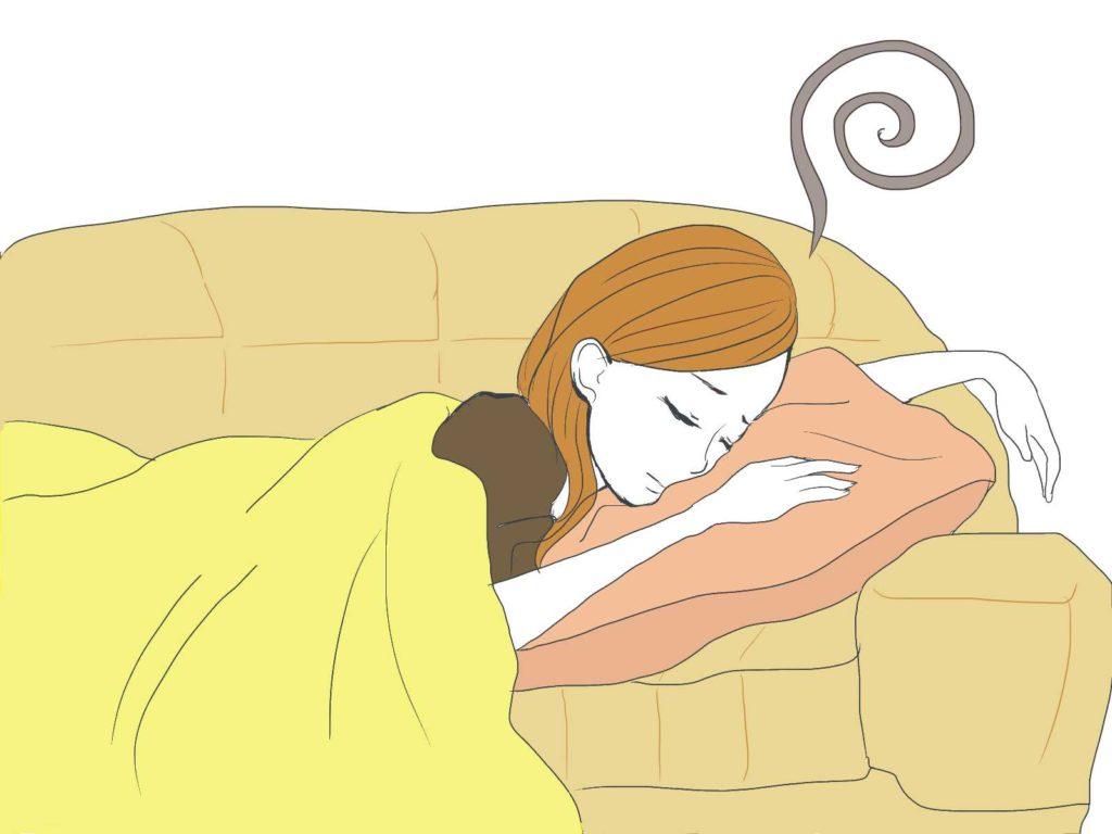 お腹 の 後期 夜 妊娠 張り